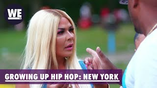 WHO THREATENS A WOMAN?! | Growing Up Hip Hop: New York