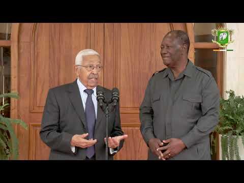 Échange avec Pedro Pires, ancien Président de la République du Cap Vert
