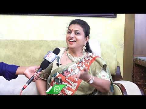 Roja responds to comments about Jabardasth Rashmi, Anasuya wearing short dresses
