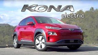 2019 Hyundai Kona Electric //  Worthy Of A Driving Enthusiast?