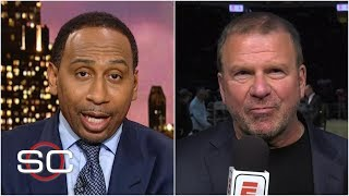 Stephen A. gets Rockets owner to clarify his comments on the Lakers and the Clippers | SportsCenter