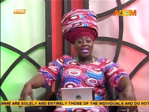 Odo Ahomaso on Adom TV (1-12-16)