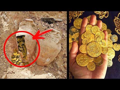 INCREÍBLES hallazgos de tesoros