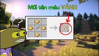5 Thứ Đã HOÀN TOÀN Bị QUÊN LÃNG Khỏi Minecraft - Mũi Tên Vàng Phát Sáng ??