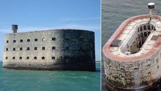 Perché I Francesi Hanno Costruito Per 60 Anni Questa Fortezza Nell'oceano