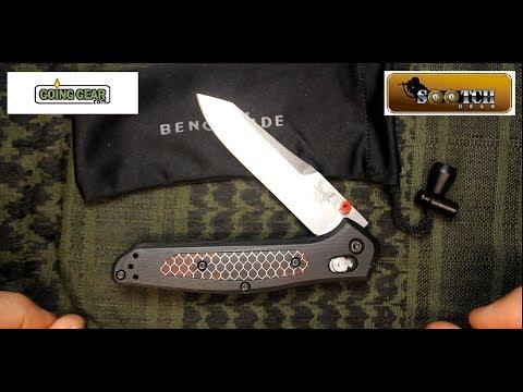 Benchmade Osborne Design 940 Going Gear Exclusive