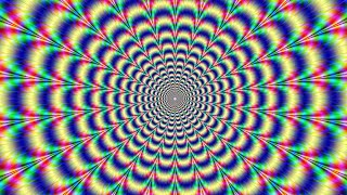 92% WILL HALLUCINATE WHILE WATCHING THIS OPTICAL ILLUSION
