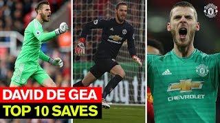 Happy Birthday David De Gea! | Top Ten Saves | Manchester United