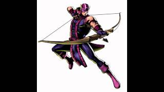 Ultimate Marvel vs Capcom 3 - Theme of Hawkeye