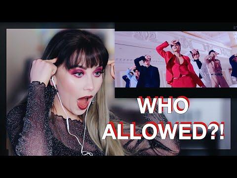 EXO - Love Shot M/V REACTION