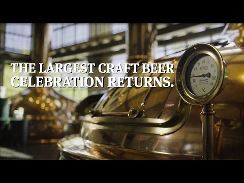 Sierra Nevada Beer Camp Across America 2016: The Brewing Begins