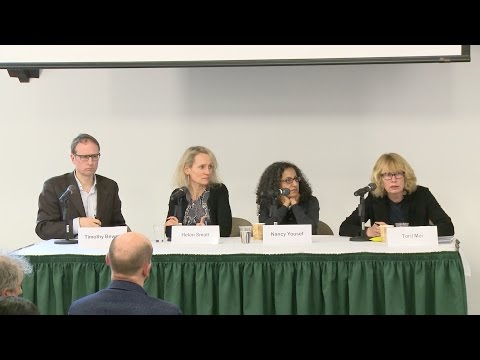 Provoking Attention Conference - Panel 3