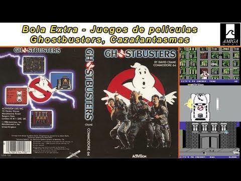 Bola Extra - Juegos de películas ... Cazafantasmas / Ghostbusters