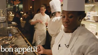 What it's Like to be a Line Cook at a Top-Rated NYC Restaurant   Bon Appétit