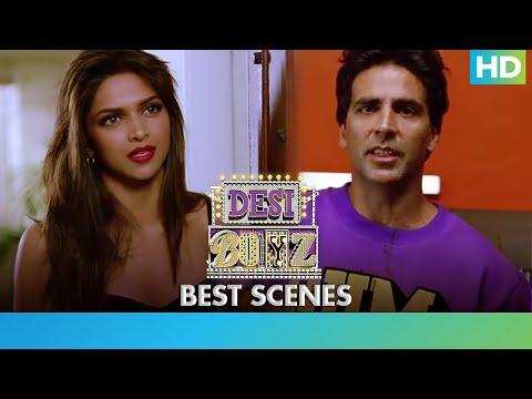 Desi Boys - Best Scenes | Part 1 - Akshay Kumar, John Abraham, Deepika Pdukone & Chitrangada Singh