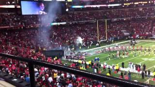 Falcons Thursday Night football intro