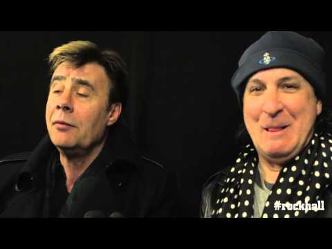 Interview with Glen Matlock (Sex Pistols) and Sylvain Sylvain (New York Dolls)