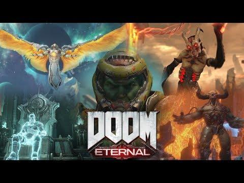Ждём DOOM Eternal!