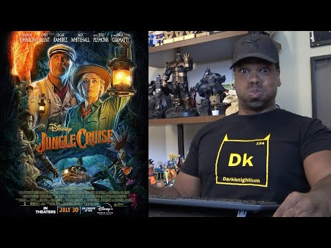 Jungle Cruise - Movie Review!