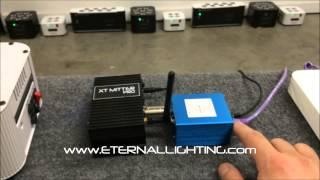 ETERNAL LIGHTING EliteNET | ArtNet Ethernet to DMX Converter