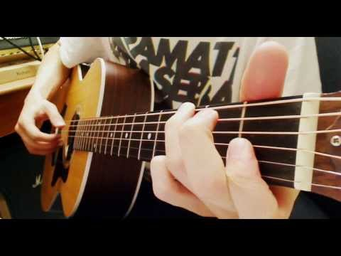 陳綺貞 - 會不會 acoustic guitar cover by xyu