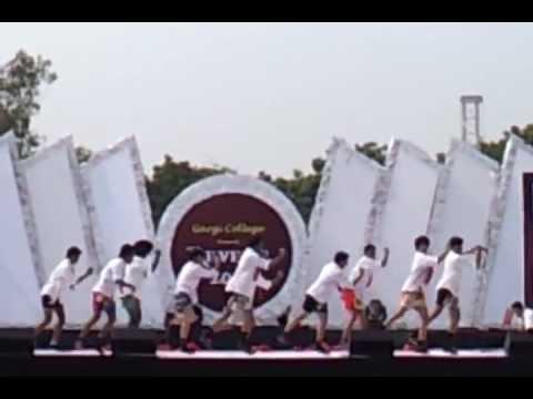 IIT Delhi Performs in Gargi College_2012