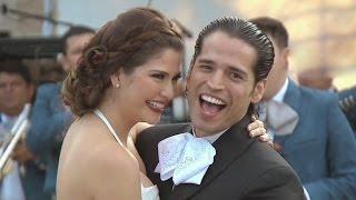 Puro amor: así fue la boda de Ana Patricia y Luis