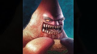 This is how Patrick Star will look like in 2018!
