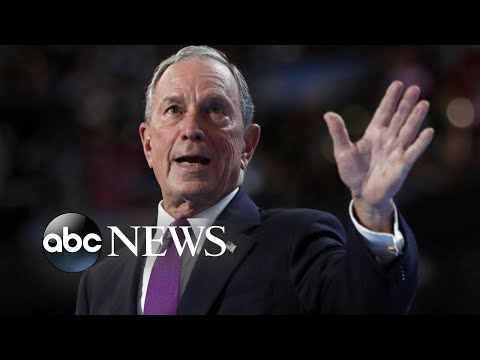 Former New York City mayor files to run in Alabama's presidential primary