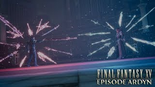 FINAL FANTASY XV - EPISODE ARDYN Teaser Trailer
