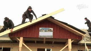 Hur gör snickaren - Montering av vindskivor