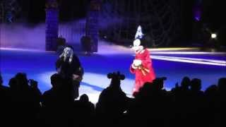 Disney On Ice: Let's Celebrate - Halloween Segment - HD