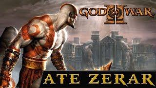 GOD OF WAR 2 - NO HARD ATÉ LIBERAR O VERY HARD || ATÉ ZERAR ||
