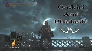 Dark Souls 3 - Onikiri And Ubadachi (Dual Katanas) Weapon Analysis