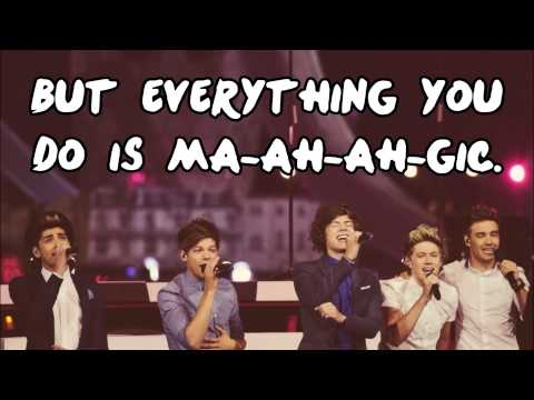 One Direction - Magic (Lyrics + Pictures + Download Link)