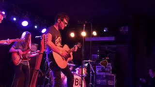 """Sixteen"" (unreleased new song) - Winnetka Bowling League live @ Mercury Lounge, NYC 9/24/18"