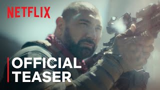 Army of the Dead | Official Teaser | Netflix