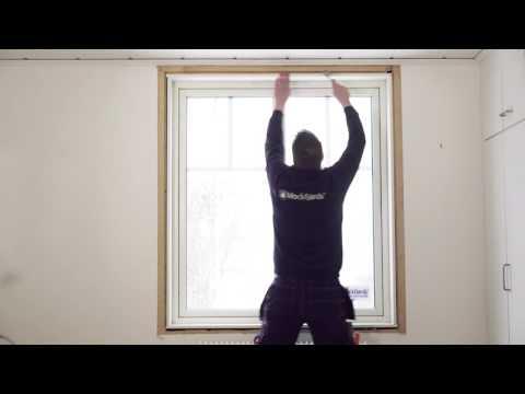 Mockfjärds fönstermontage