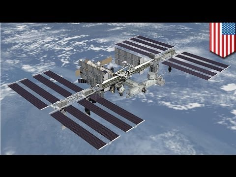 International Space Station Shifts Orbit To Prevent Collision With Space Debris - Smashpipe Comedy