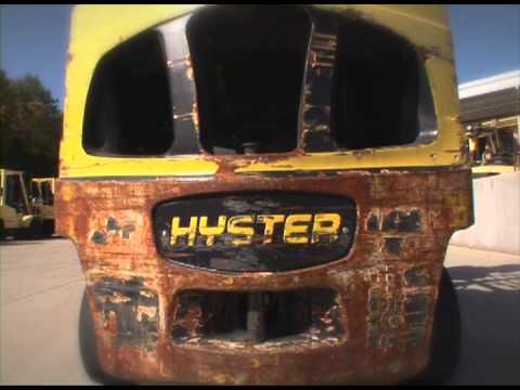 Hyster Equipment Commercial