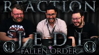 Star Wars Jedi: Fallen Order — Official Reveal Trailer REACTION
