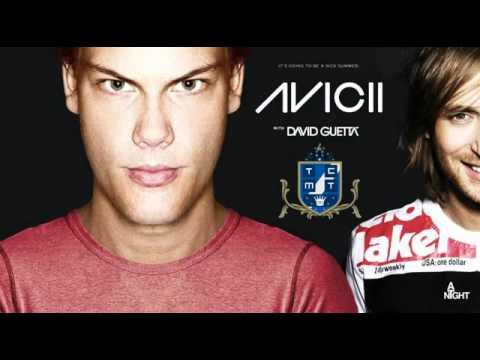David Guetta  Ft Avicii - Sunshine