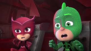 Best kids colors learning PJ Masks toys Gekko Heroes en Pj mask song