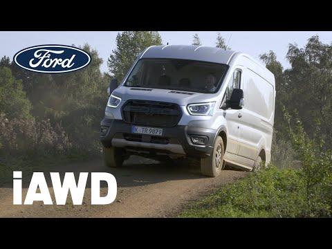 Tracțiune integrală inteligentă | Ford Transit | Ford Romania