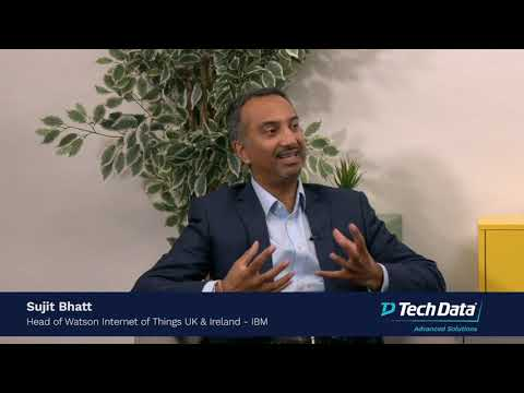 How to make IoT real with Tech Data and IBM, Part 1