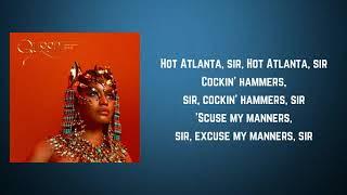Nicki Minaj - Sir (Lyrics) feat. Future