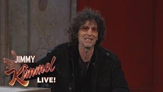 Howard Stern Jealous of David Letterman