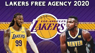 Top 5 Free Agents the Lakers Should Target and Watch in the Orlando Bubble! Lakers Free Agency 2020