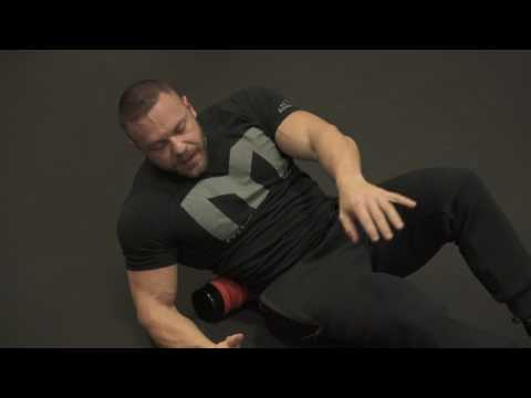 How to Foam Roll for a Back Workout