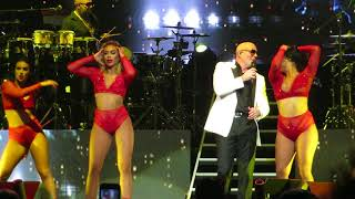 Pitbull live mega mix Mohegan Sun